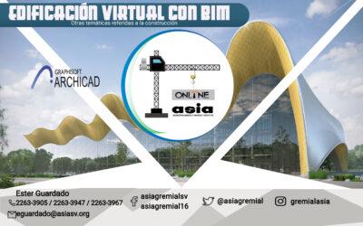 202102 Edificación virtual con BIM