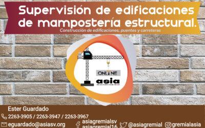 202104 Supervisión de edificaciones de mampostería estructural