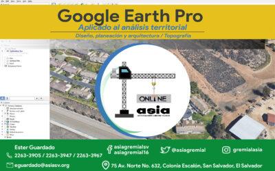 202103 Google Earth Pro aplicado al análisis territorial