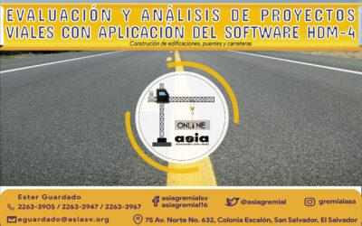 202106 Evaluación y análisis de proyectos viales con aplicación de software HDM-4